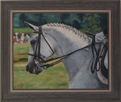 pic of Rolez horse painting
