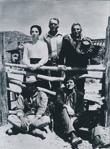 second photo of High Chaparal cast